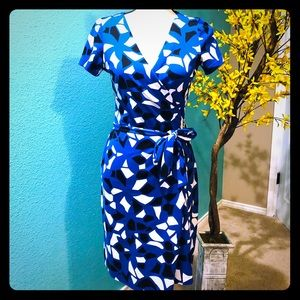 DVF New Julian SS wrap dress 8